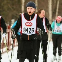 Skiing 45 km - Fredrik Börjesson (8426)