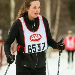 Skiing 45 km - Frida Nyberg (6537)