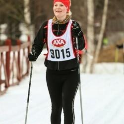 Skiing 45 km - Sandra Lundmark (9015)