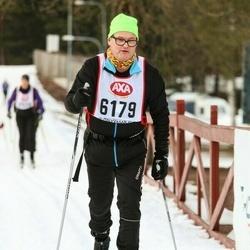 Skiing 45 km - Henrik Möller (6179)