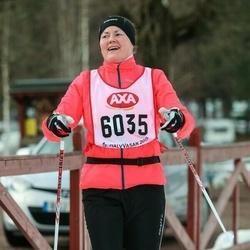 Skiing 45 km - Monica Olofsson (6035)