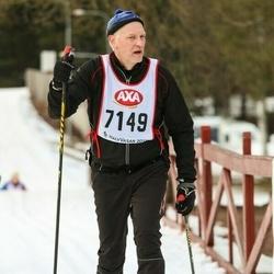 Skiing 45 km - Göran Olsson (7149)