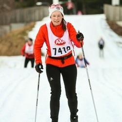 Skiing 45 km - Madeleine Modin (7419)