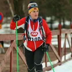 Skiing 45 km - Judith Tangen (9100)