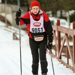 Skiing 45 km - Ann-Charlotte Eljas (9051)