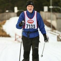Skiing 45 km - Thomas Lovén (7123)