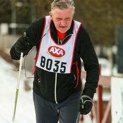 Skiing 45 km - Kjell Svensson (8035)
