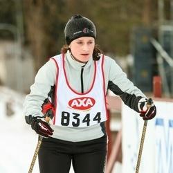 Skiing 45 km - Elise Mörner (8344)