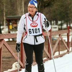 Skiing 45 km - Maarit Sipilä (6101)