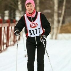 Skiing 45 km - Hanna Poulsen (6177)