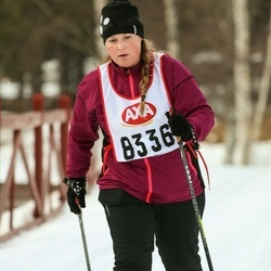 Skiing 45 km - Catharina Larsson (8336)