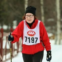Skiing 45 km - Monica Öhlander (7197)
