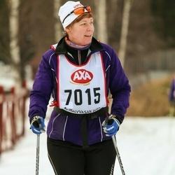 Skiing 45 km - Lotta Wiklund (7015)