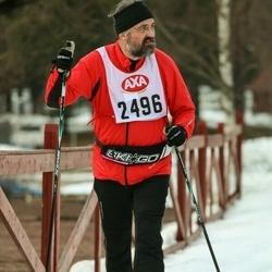 Skiing 45 km - Lars Overgaard (2496)