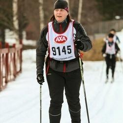 Skiing 45 km - Anna Virén (9145)