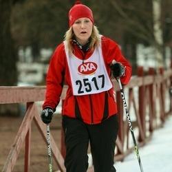 Skiing 45 km - Camilla Pettersson (2517)