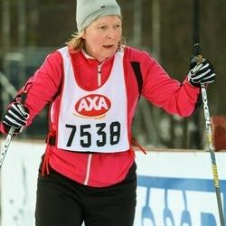 Skiing 45 km - Anna Ruundqvist (7538)
