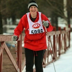 Skiing 45 km - Gabriella Oxenstierna (5096)