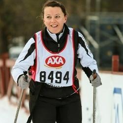 Skiing 45 km - Liselotte Svensson (8494)