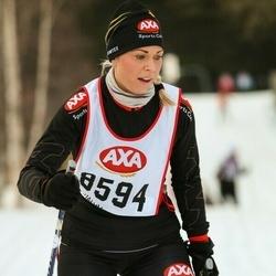 Skiing 45 km - Anna Skantze (8594)