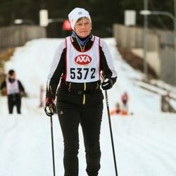 Skiing 45 km - Gunilla Olsson (5372)