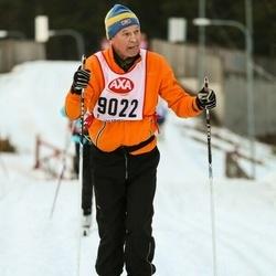Skiing 45 km - Anders Bergstrand (9022)