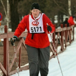 Skiing 45 km - Caroline Broo (5171)