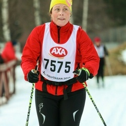 Skiing 45 km - Anna Maria Borgshed (7575)