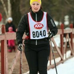Skiing 45 km - Linn Björåsen (8040)