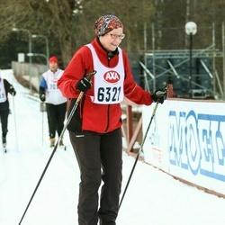 Skiing 45 km - Christina Sletten (6321)