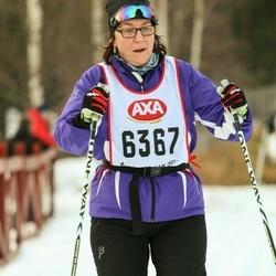 Skiing 45 km - Katarina Dunker (6367)