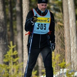 Skiing 90 km - Stefan Lundqvist (3035)
