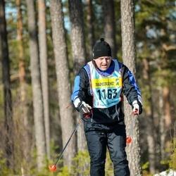 Skiing 90 km - Stefan Forss (11635)