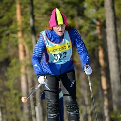 Skiing 90 km - Carina Gustavsson (5225)