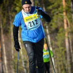 Skiing 90 km - Henrik Willman (2125)