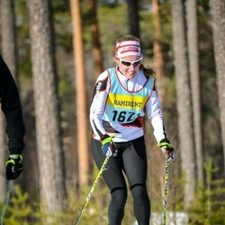 Skiing 90 km - Anna-Lena Åvik Holmström (16215)