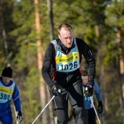 Skiing 90 km - Einar Sunnerheim (10265)