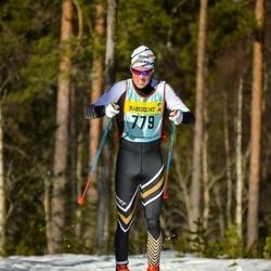 Skiing 90 km - Lars Leksén (8895)