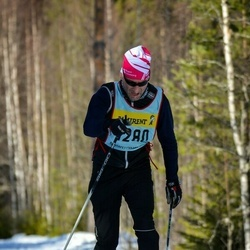 Skiing 90 km - Anders Thorstensson (12805)