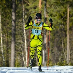 Skiing 90 km - Per Ola Søndmør (195)