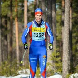 Skiing 90 km - Fredrik Israelsson (13395)