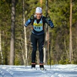 Skiing 90 km - Fredrik Broman (8785)