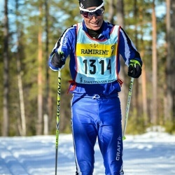 Skiing 90 km - Markus Schuler (13145)