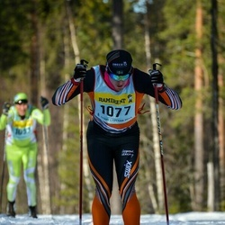 Skiing 90 km - Adam Larsson (10775)