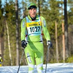 Skiing 90 km - Lars Hedkvist (10275)