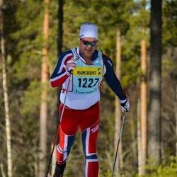 Skiing 90 km - Andreas Forneman (12275)