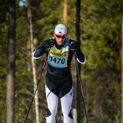 Skiing 90 km - Martin Lindbach (14705)