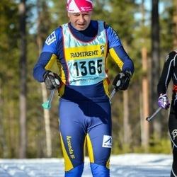 Skiing 90 km - Peter Larsson (13655)