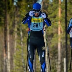Skiing 90 km - Anders Jakdal (5615)