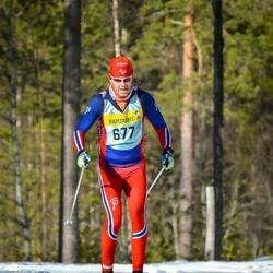 Skiing 90 km - Roger Kjeverud (6775)